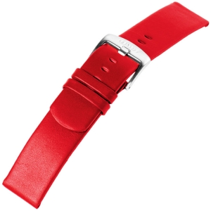 a.b.art Horlogeband serie O/OC/OA/W Rood 21 mm
