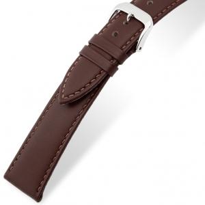 Rios Toscana Horlogebandje Kalfsleer Bruin