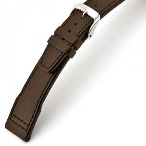 Rios Scirocco Horlogebandje voor IWC Kalfsleer Mokka