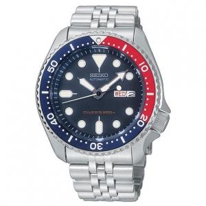 Seiko Jubilee Horlogeband SKX009 Roestvrij Staal 22mm