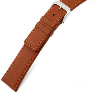 Rios Cashmere Horlogebandje Lamsleer Cognac