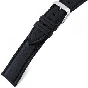 Rios Colorado Horlogebandje Buffelleer Zwart