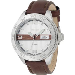 Fossil AN4217 Horlogeband Bruin Leer