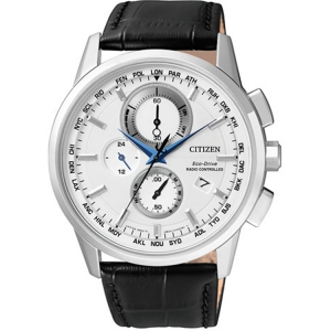 Citizen Eco-Drive Radio Controlled  AT8110-11A Horlogeband 23mm