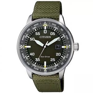 Citizen Eco-Drive Aviator BM7390-14E Horlogeband 20mm