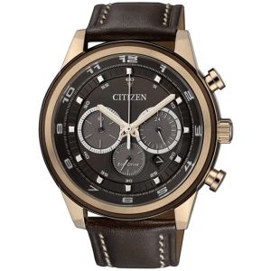 Citizen Eco-Drive Chronograph CA4037-01W Horlogeband 22mm