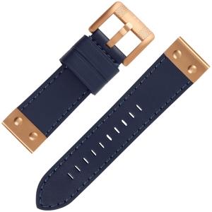 TW Steel Horlogebandje CE1202 Blauw 24mm