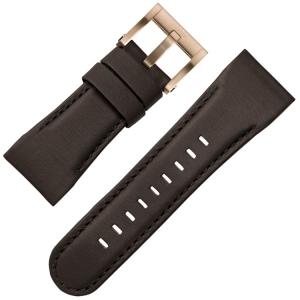 TW Steel Horlogebandje CE3009 Bruin 30mm