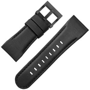 TW Steel Horlogebandje CE3014 Zwart 30mm