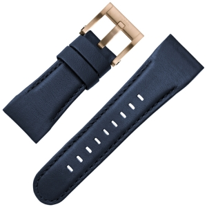 TW Steel Horlogebandje CE3020 Blauw 26mm