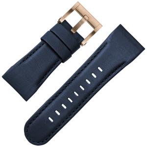 TW Steel Horlogebandje CE3021 Blauw 30mm
