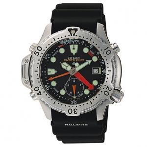 Citizen Promaster AL0000-04E Horlogeband Zwart - 21mm
