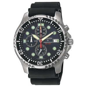Citizen Promaster AN1130-01E Horlogeband Zwart - 20mm