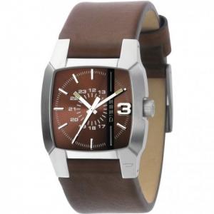 Diesel DZ1090 Horlogeband Bruin Leer