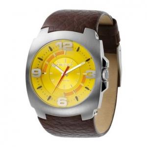 Diesel DZ1111 Horlogeband Bruin Leer