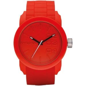 Diesel DZ1440 Horlogeband Rood Rubber