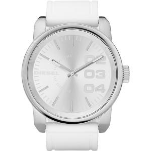 Diesel DZ1445 Horlogeband Wit Rubber