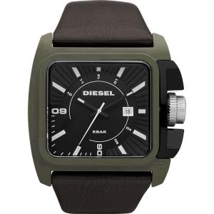 Diesel DZ1543 Horlogeband Bruin Leer