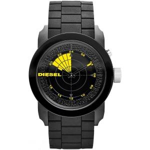 Diesel DZ1605 Horlogeband Zwart Rubber