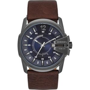 Diesel DZ1618 Horlogeband Bruin Leer