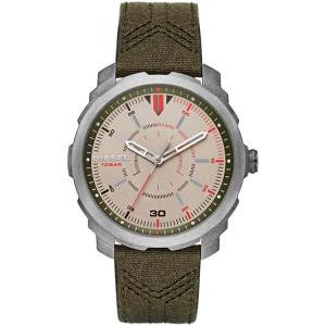 Diesel DZ1735 Horlogeband Bruin Leer
