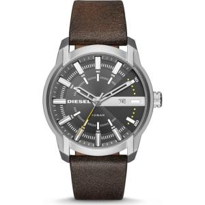 Diesel DZ1782 Horlogeband Bruin Leer