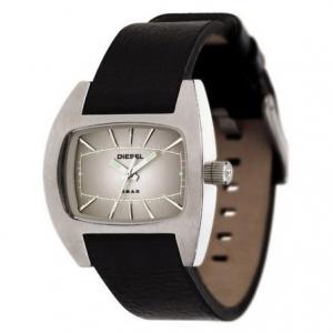 Diesel DZ2063 Horlogeband Zwart Leer