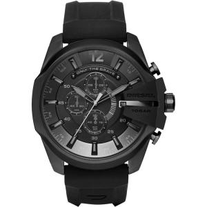 Diesel DZ4378 Horlogeband Zwart Rubber