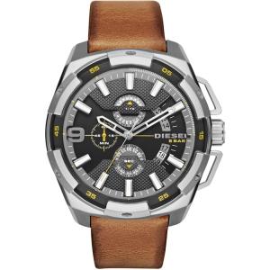 Diesel DZ4393 Horlogeband Bruin Leer