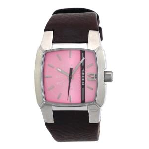 Diesel DZ5100 Horlogeband Bruin Leer