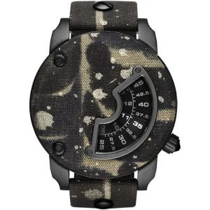 Diesel DZ7388 Horlogeband Camo Canvas