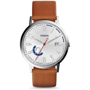 Fossil ES3790 Horlogeband Bruin Leer