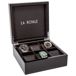 La Royale Felice Pianolak Horlogebox - 6 horloges