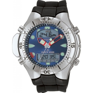 Citizen Promaster Aqualand JP1060-01L Horlogeband 16mm