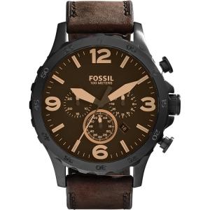 Fossil JR1487 Horlogeband Bruin Leer