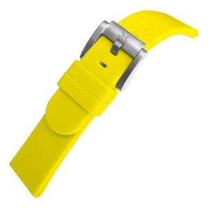 Marc Coblen / TW Steel Silicone Horlogeband Citroengeel 22mm
