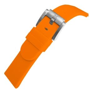 Marc Coblen / TW Steel Silicone Horlogeband Oranje 22mm