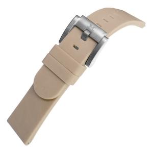 Marc Coblen / TW Steel Silicone Horlogeband Olijf 22mm