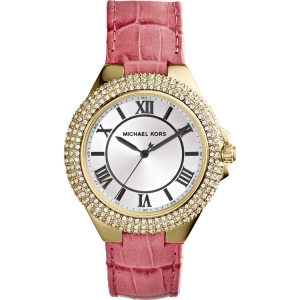 Michael Kors MK2329 Horlogeband Roze Leer
