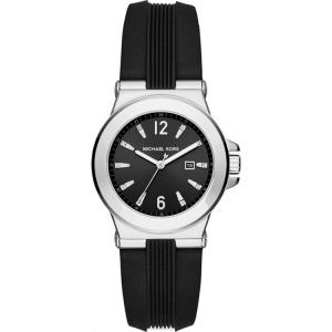 Michael Kors MK2499 Horlogeband Zwart Rubber