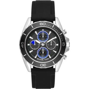 Michael Kors MK8485 Horlogeband Zwart Rubber