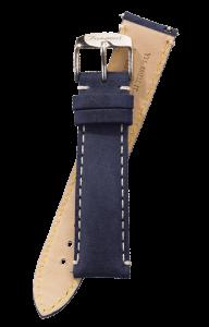 Fromanteel Vintage Leer Horlogeband Blauw