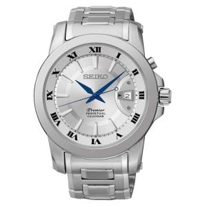 Seiko Premier Horlogeband SNQ139 Roestvrij Staal