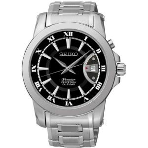 Seiko Premier Horlogeband SNQ141 Roestvrij Staal