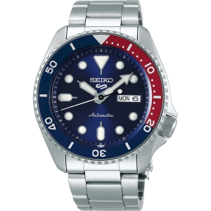 Seiko 5 Sports Horlogeband SRPD53K1 Roestvrij Staal 22mm