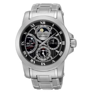 Seiko Premier Horlogeband SRX013 Roestvrij Staal