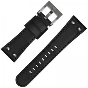 TW Steel Goliath Limited Edition Horlogebandje TW17, TW19, TW79 - Zwart 26mm