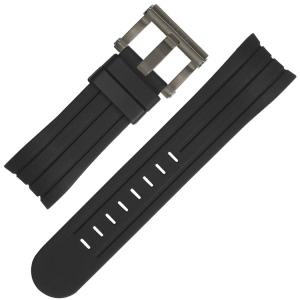 TW Steel Grandeur Horlogebandje TW613 - Rubber 24mm