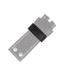 TW Steel Passant voor Horlogebandje Zwart 22mm