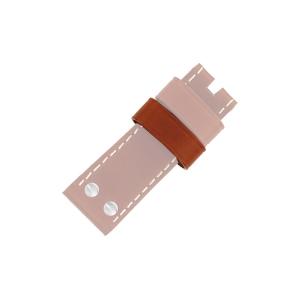 TW Steel Passant voor Horlogebandje Bruin 22mm